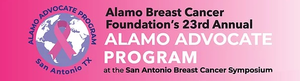 Alamo Advocate Program at SABCS