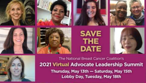 2021 Virtual Advocate Leadership Summit May 13-15