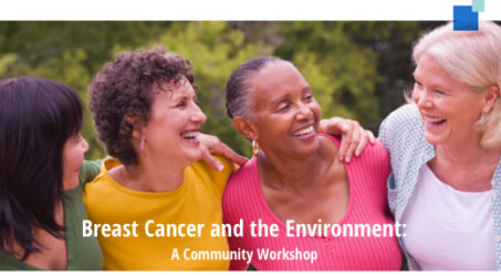 Breast Cancer and the Environment: A Community Workshop